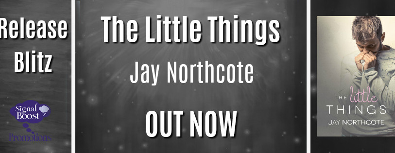 Release Blitz - The Little Things by Jay Northcote