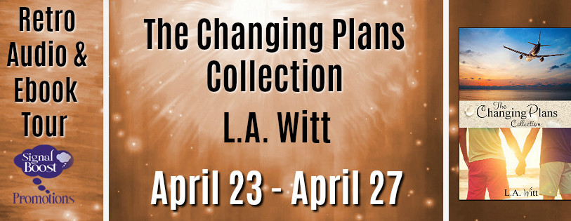 Retro Audio & Ebook Tour for The Changing Plans Collection By L.A. Witt