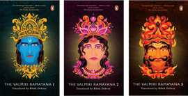 The Valmiki Ramayana