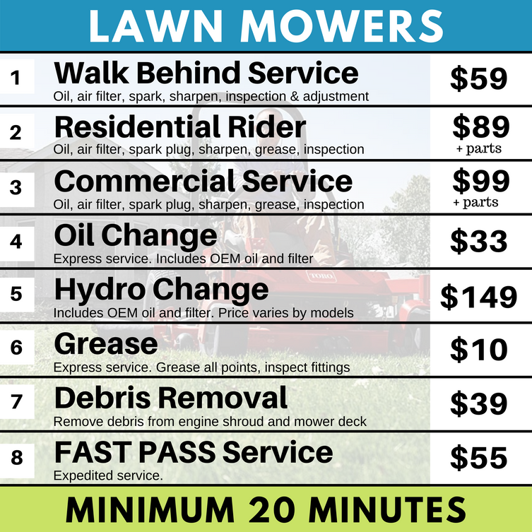 Main Street Mower Services