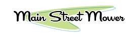 Main Street Mower Logo