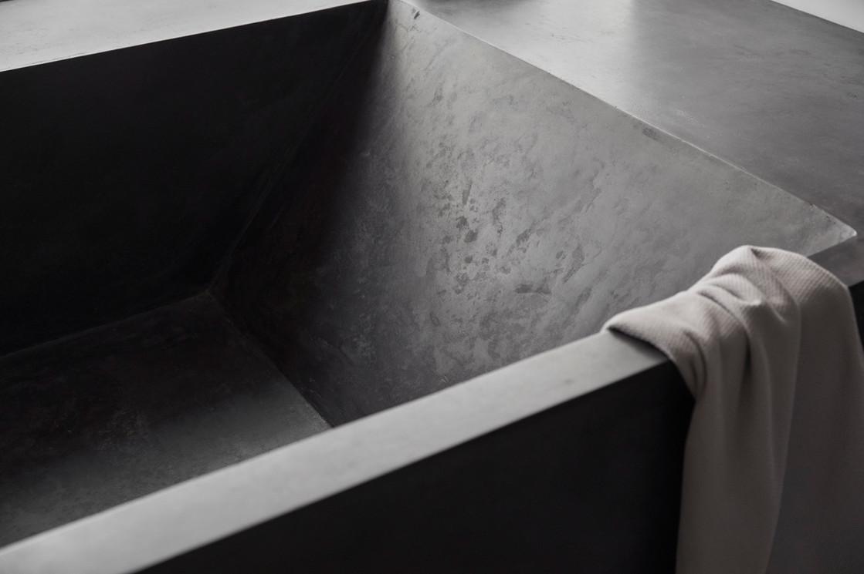 Mountain View Avondale, custom bath detail