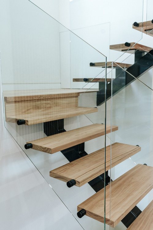 Ursula Rd Bulli, staircase