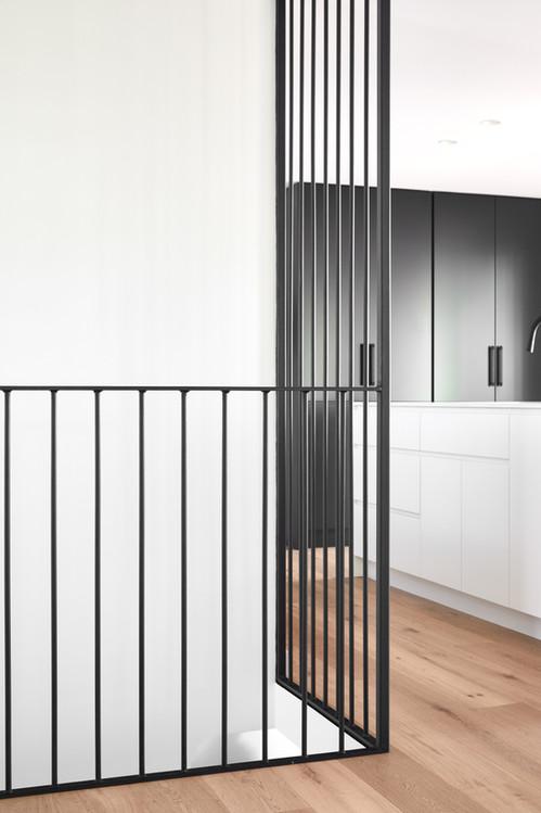 Arvenis Cres Balgownie, Vertical Steel Balustrade