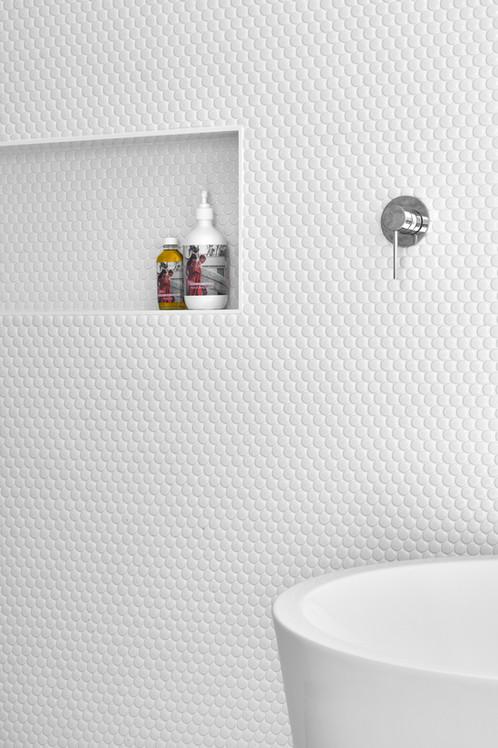 Squires Crescent Coledale, bathroom detail