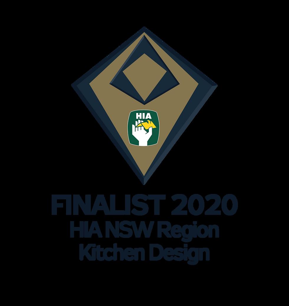 Award Finalist - Kitchen Design