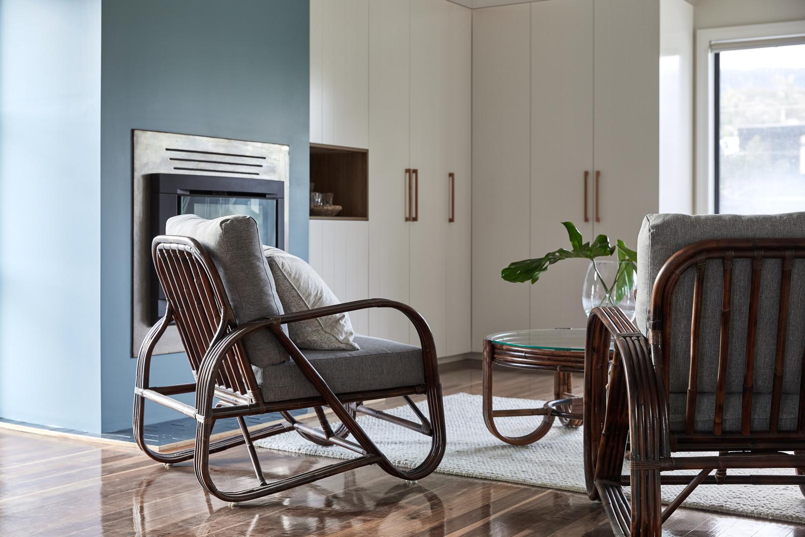 Corbett Avenue Thirroul, sitting room