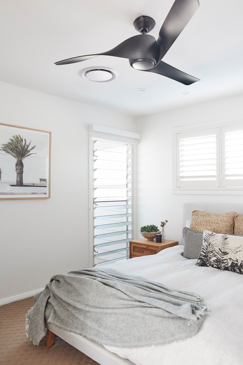 The Point Bulli, bedroom