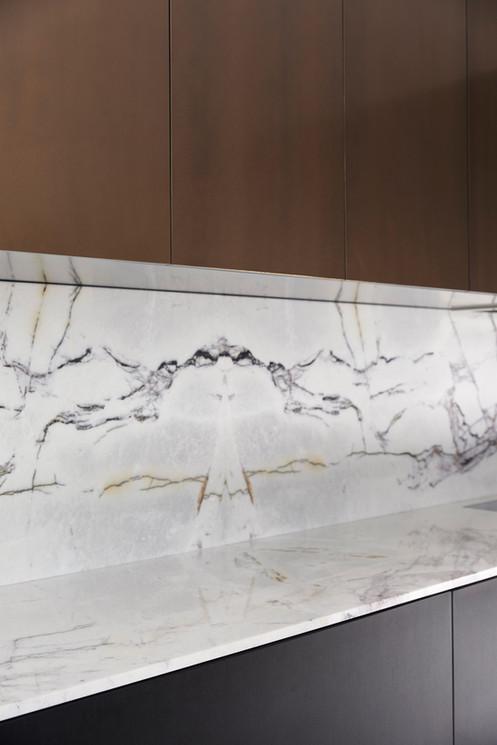 Mountain View Avondale, stone detail