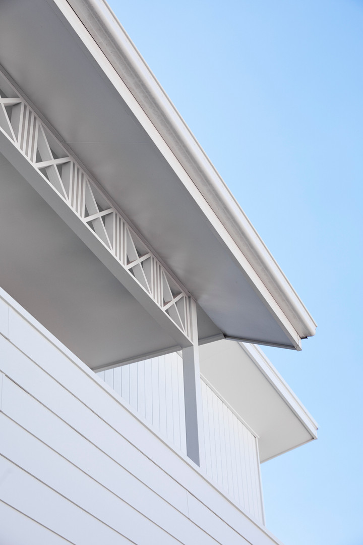 The Point Bulli, exterior detail