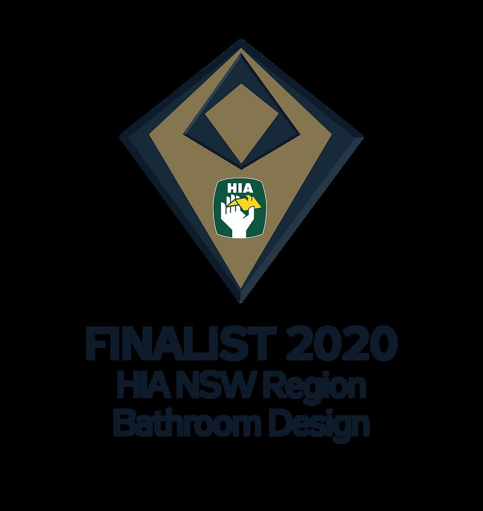 Award Finalist - Bathroom Design
