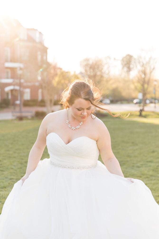 Williamsburg Bridals | Rachel's Bridal Portraits