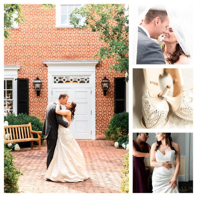 The Hudgins | Married | UVA at Darden Inn