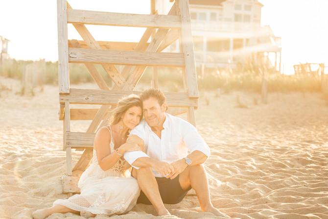 Amy + Billy | Engaged | Avalon Pier | Kill Devil Hills