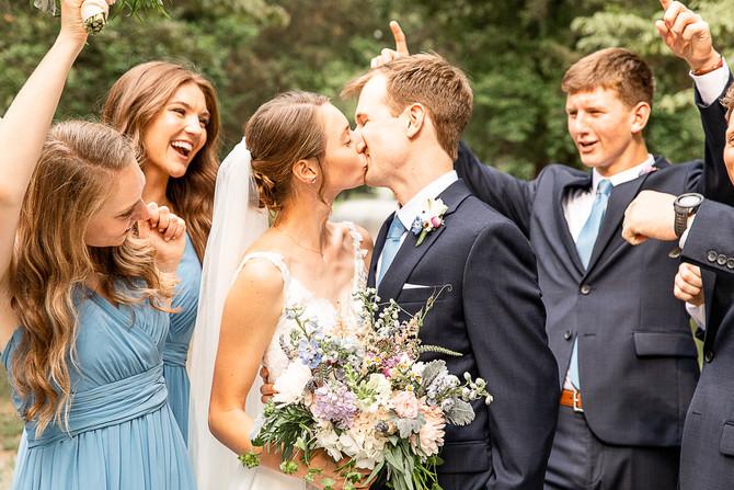 Liebe Wedding | Seven Springs | Virginia