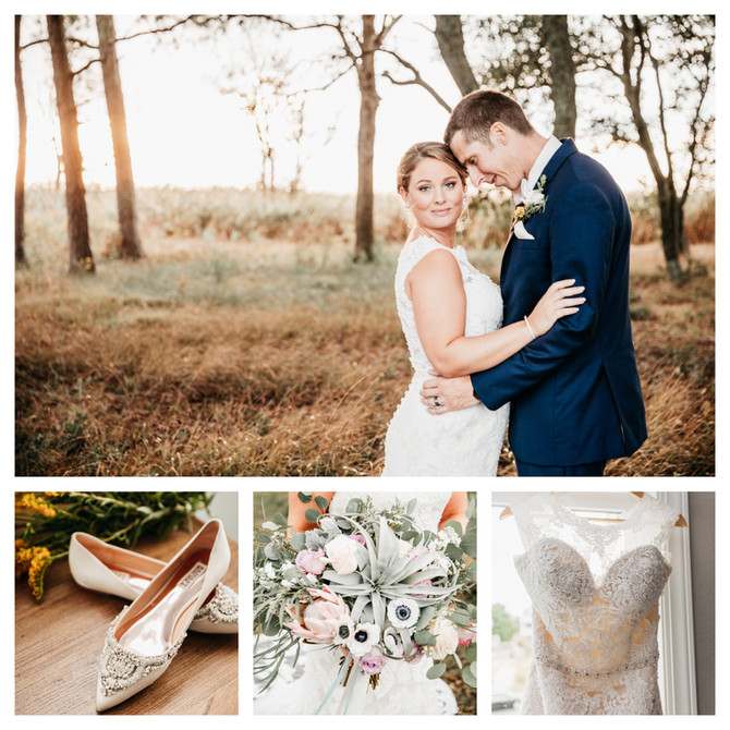 Emily & Patrick | Married | The Currituck Club