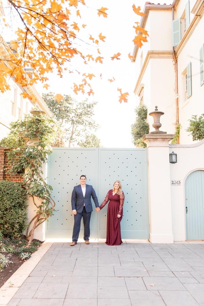 Alyssa + Ryan | Engaged | Richmond, Virginia