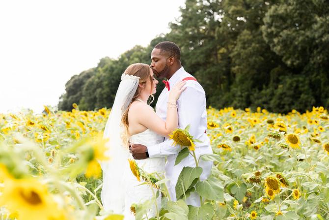 April + James | Married | Smithfield, Virginia