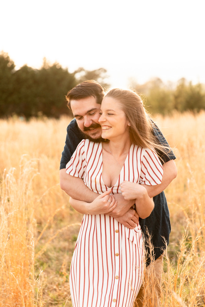 Tiffany + Cody | Engaged | Suffolk, Virginia