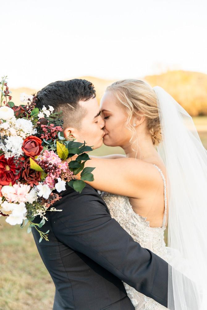 Kayla + Hunter | Married | Wild Wolf Brewery