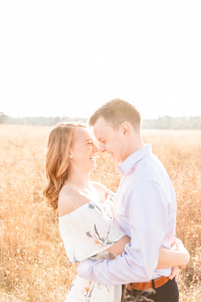Emily + Austin | Engaged | Yorktown