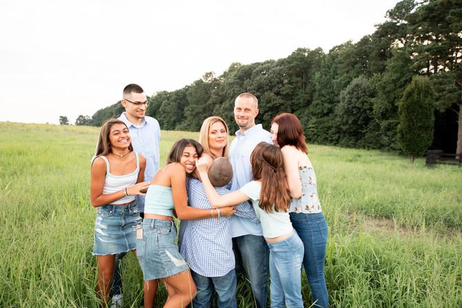 Smithfield Family Portraits | Windsor Castle Park