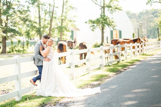 Amber + Gordy | Married | Chesapeake, Virginia