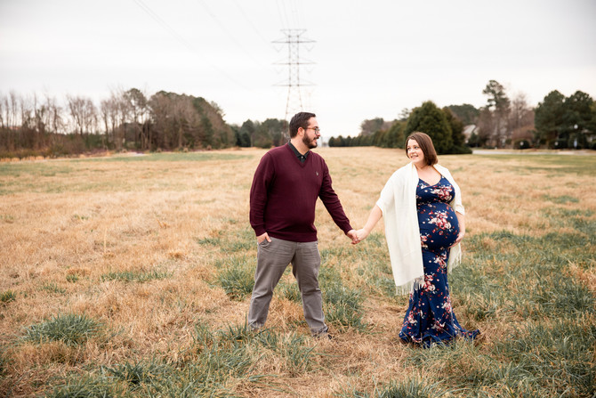 Jessica | Maternity | Suffolk, Virginia