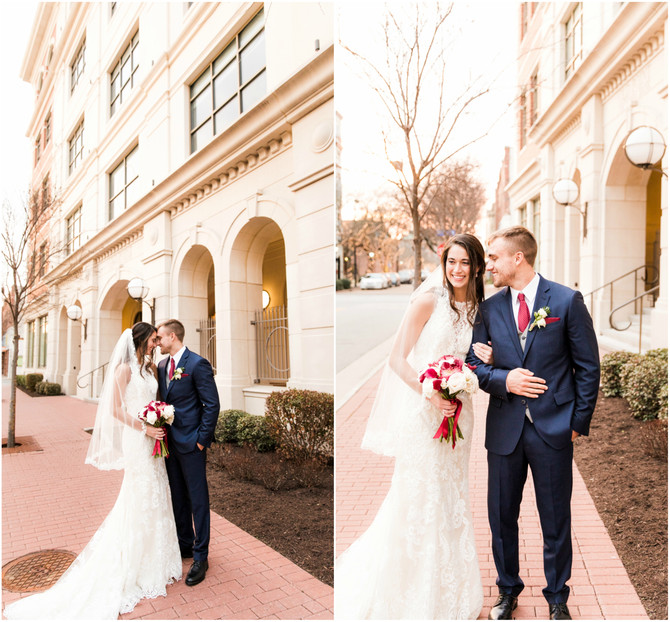Savanna & Tim | Married | Historic Post Office