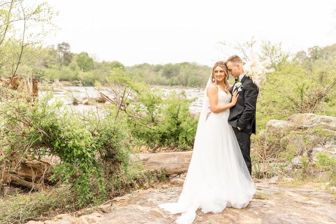 Emily + Blake | Married | Fredericksburg, Virginia