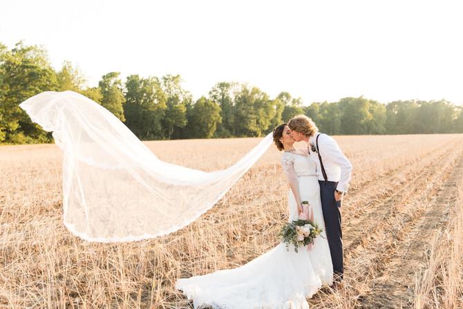 Marianna + JT | Married | Suffolk Lake House
