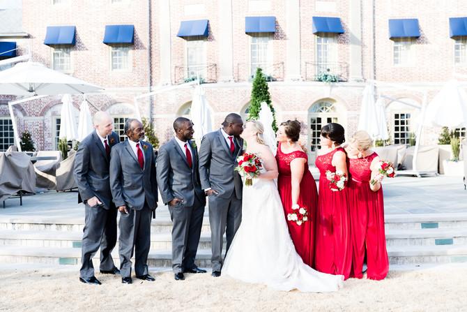 Megan & Zach   Married   Williamsburg Inn