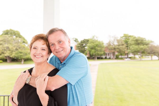 Carla + Jeff | Engaged | Fort Monroe