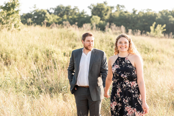 Courtney + Blake | Engaged | Smithfield, Virginia
