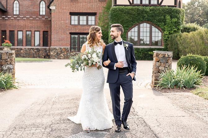 Loncarevic Wedding | Dover Hall | Manakin, Virginia
