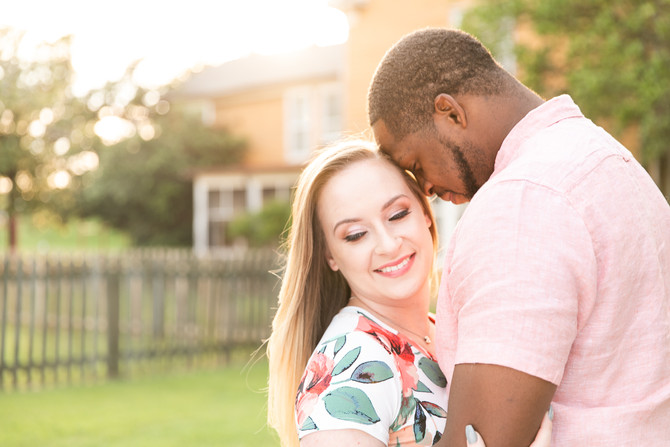 Fort Monroe Engagements | April and James