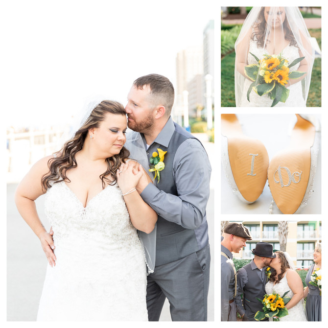 Shilling Wedding | Virginia Beach | Oceanfront Sheraton