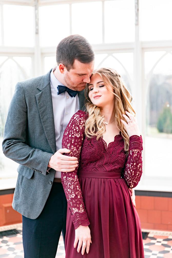 Lauren + Chris | Engaged | Richmond, Virginia
