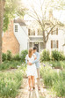 Faris + Kelsey | Engaged | Colonial Williamsburg