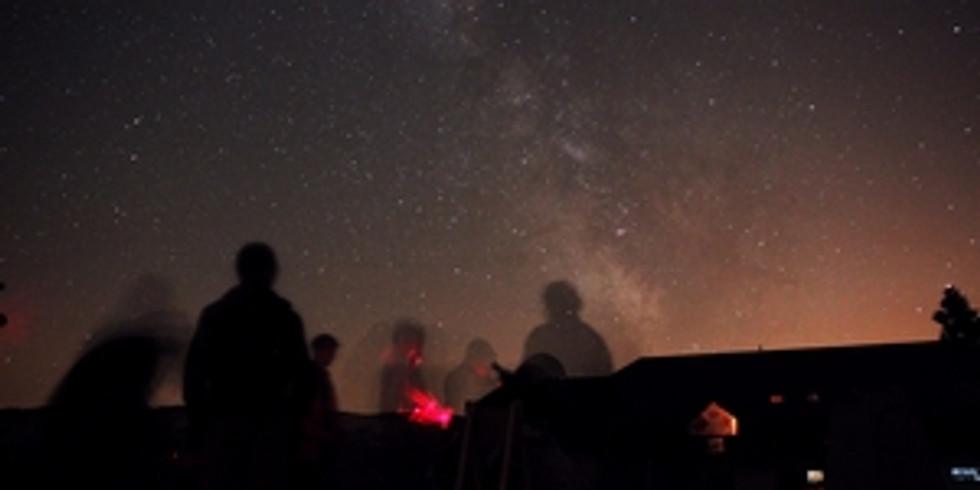 Un goûter sous les étoiles le 3 février 2021