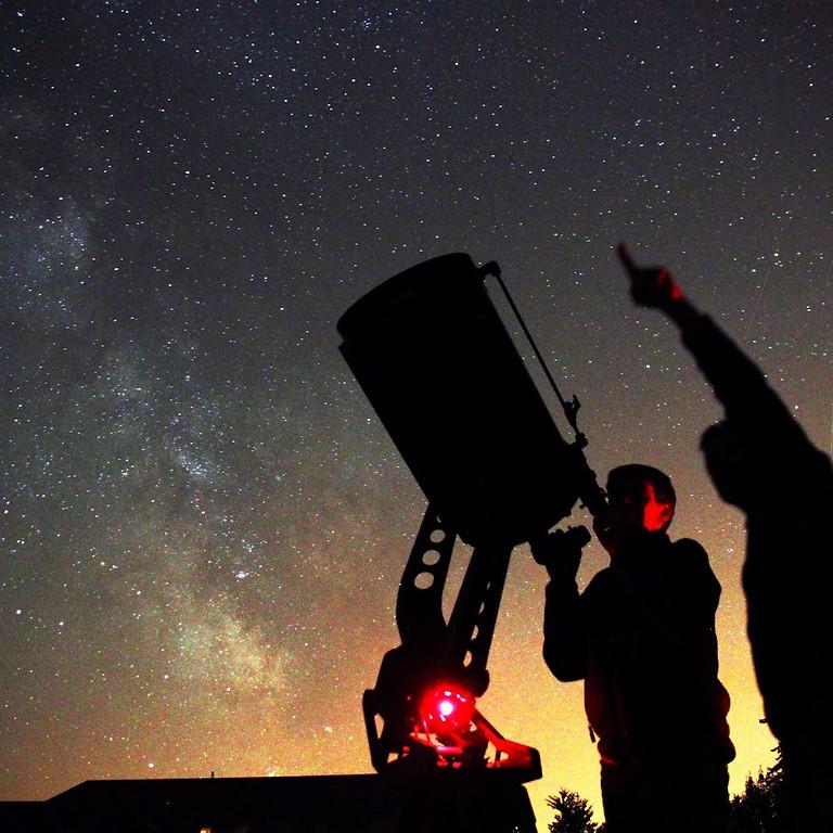Soirée d'observations au Village des Étoiles du 11 août