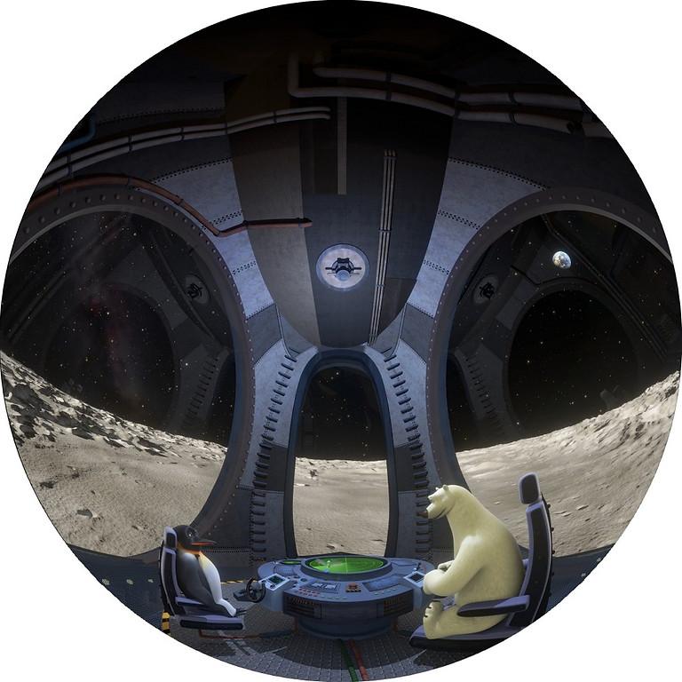 Planétarium - séance de 14h le 22 mai 2021