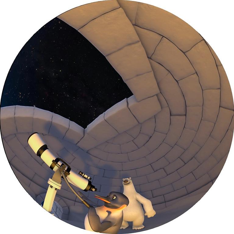 Planétarium - séance de 14h le 5 juin 2021