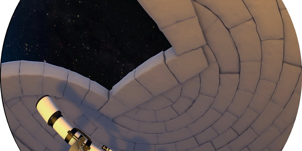 Planétarium - séance de 14h le 10 avril 2021