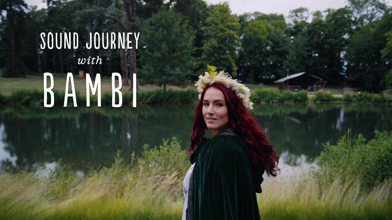 Sound Journey with Bambi