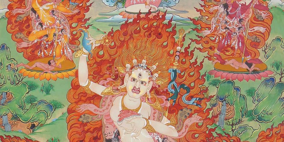 Transmission of the Dakini Mandala Practice