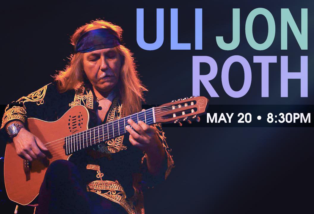 Uli John Roth