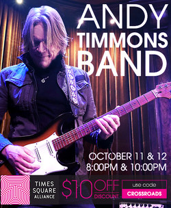 Andy Timmons Band