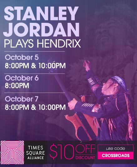 Stanley Jordan Plays Hendrix