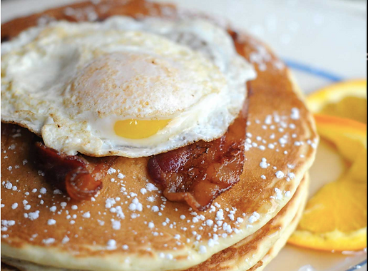 Bacon, Eggs & Pancakes!